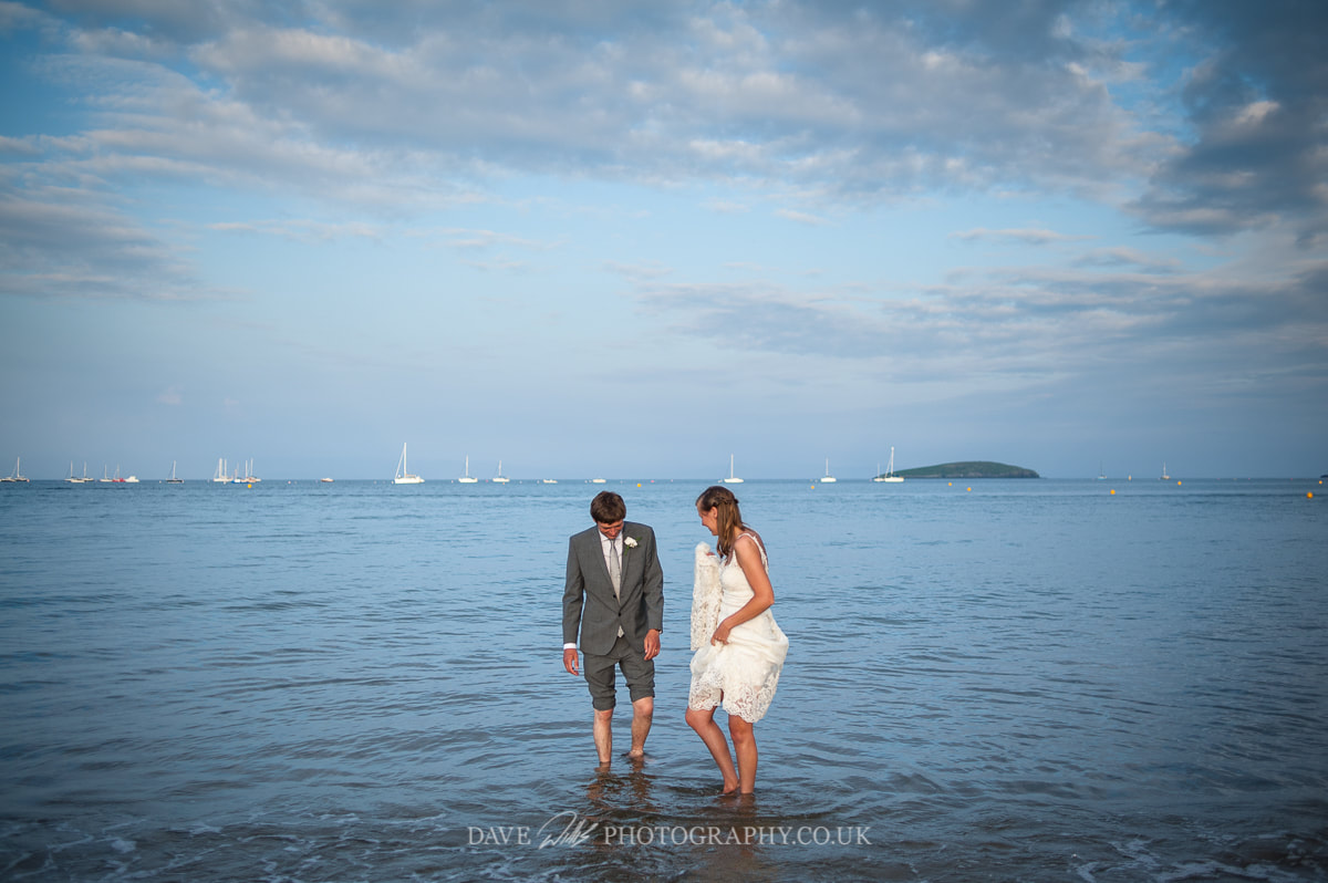 Abersoch wedding