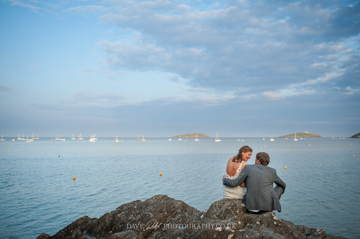 Abersoch wedding photographer
